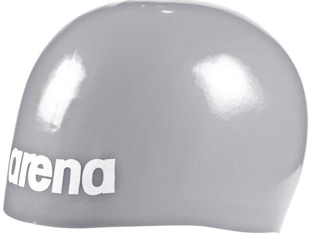 arena Moulded Pro II Swimming Cap silver